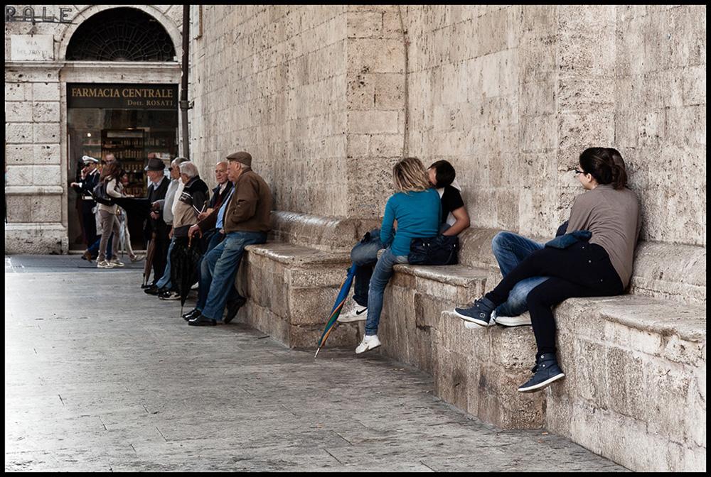 005 medieval italian city