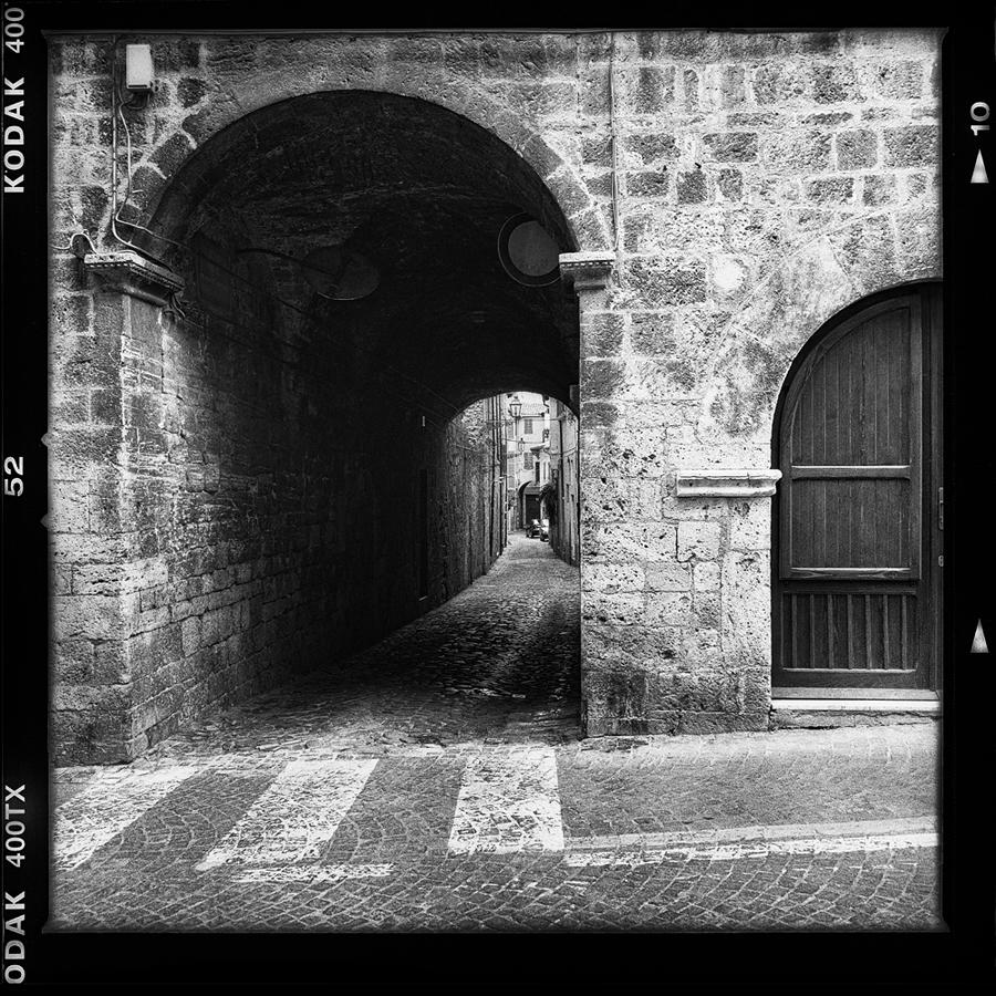 031 medieval italian city